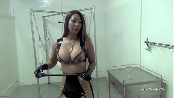 SURRENDER YOURSELF TO MY WHIP